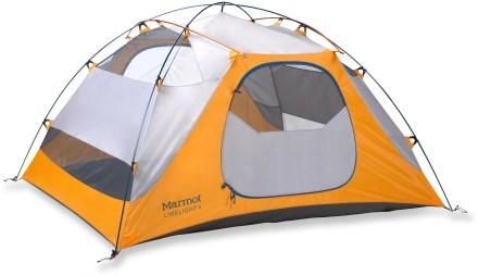 Marmot Limelight 4P Tent  sc 1 st  Comparical & The North Face Bastion 4 Tent vs The North Face Phoenix 2 Tent ...